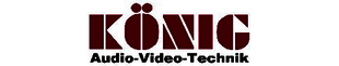 Logo von KÖNIG Audio-Video-Technik