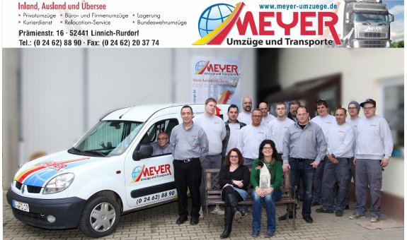 Meyer International e.K. Umzüge und Transporte
