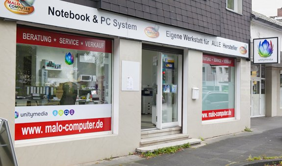 Malo Computer GmbH Notebook & PC Systeme